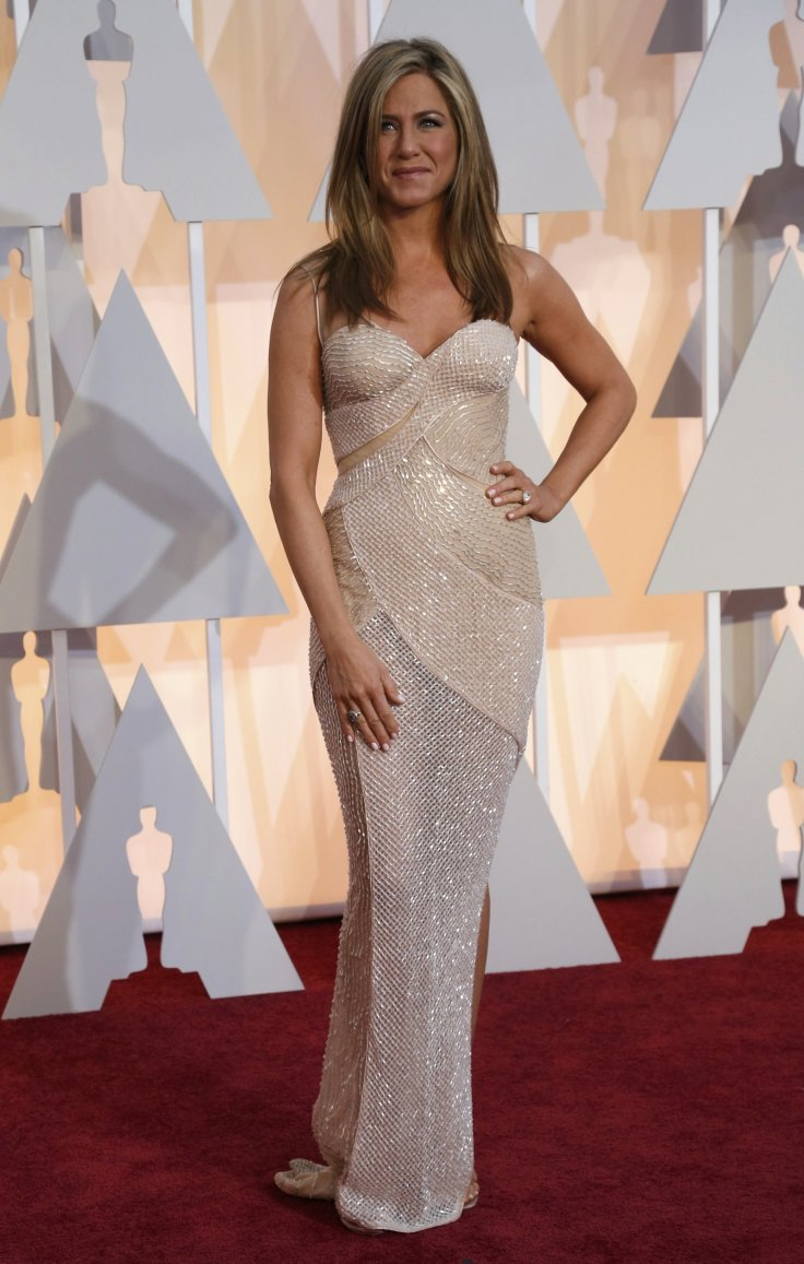 Jennifer Aniston no oscars 2015