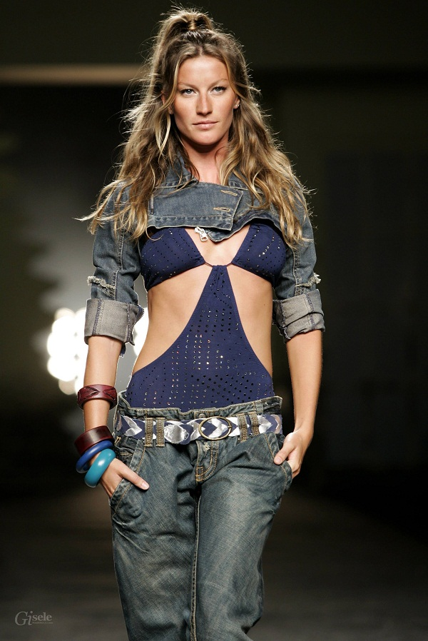 gisele bundchen top model brazil