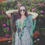 Look do dia: Vestido Indiano Coachella Style!