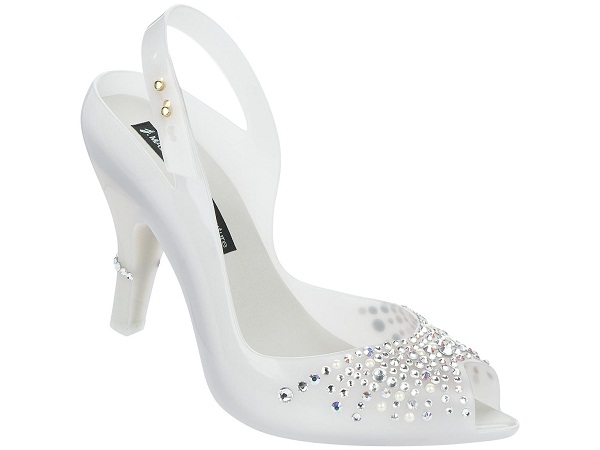 sapato melissa lady dragon wedding swarovski