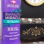 Resenha: Testei Aussie 3 Minute Miracle Strong!