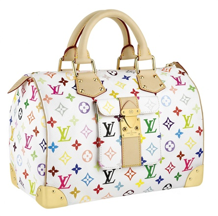 bolsa multicolor louis vuitton moda sem limites