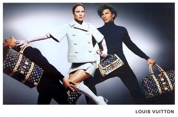 louis vuitton campanha com jenifer lopes