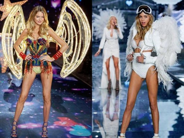 desfile victoria secret fashion 2015