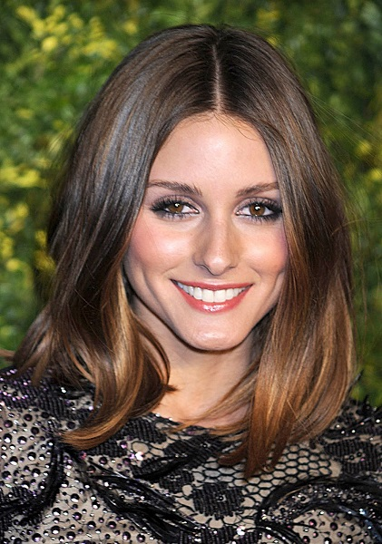 OLIVIA PALERMO FASHION HAIR CUT 2016
