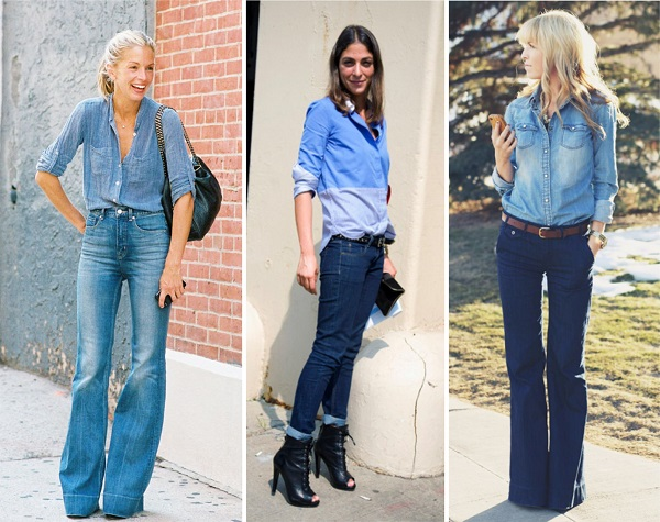 jeans total como usar