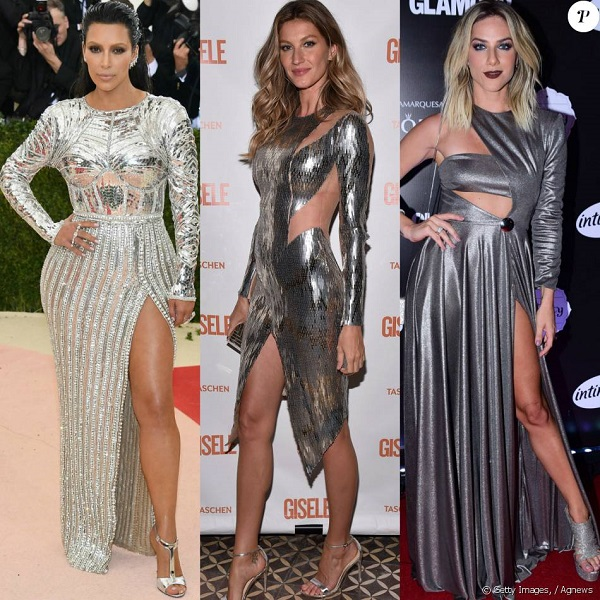 METALICOS NO RED CARPET TENDENCIA