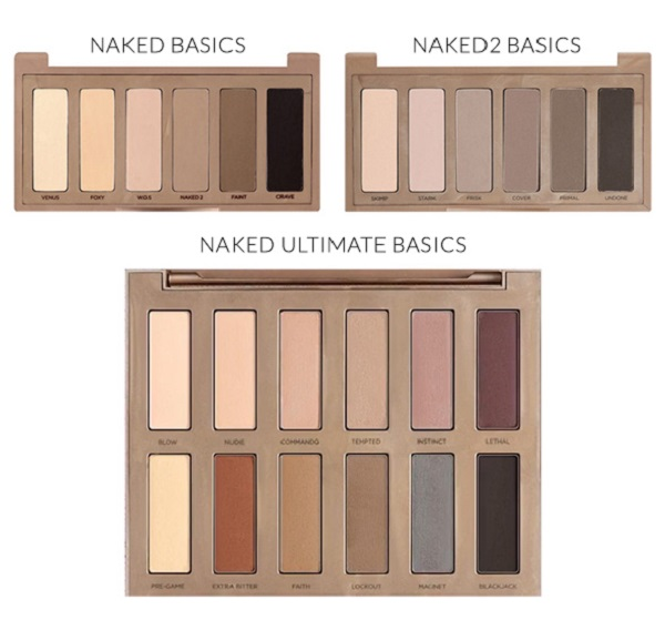 naked vs ultimate basics