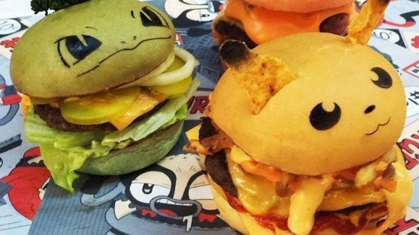 pokeburger pokemon lanche