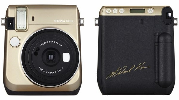 camera instax michael kors