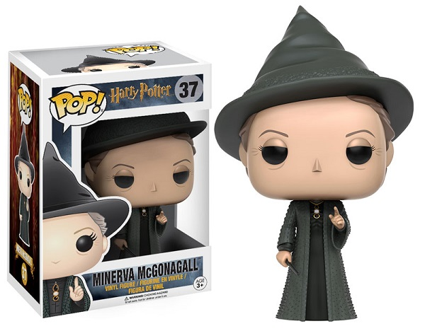 minerva harry potter funko