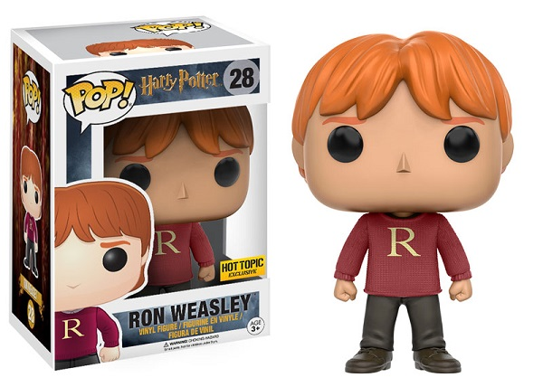 harry potter ron 2016 funko