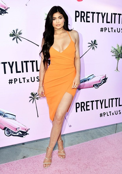 kylie jenner sexy verao