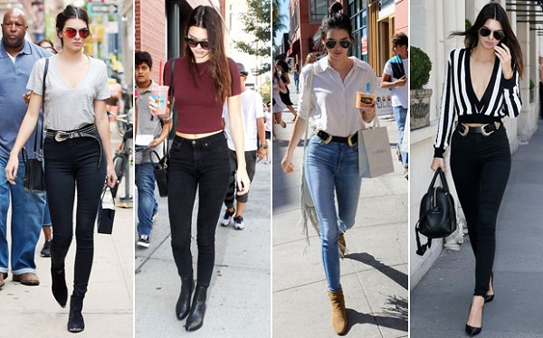 look kendall jenner style fashion 2016