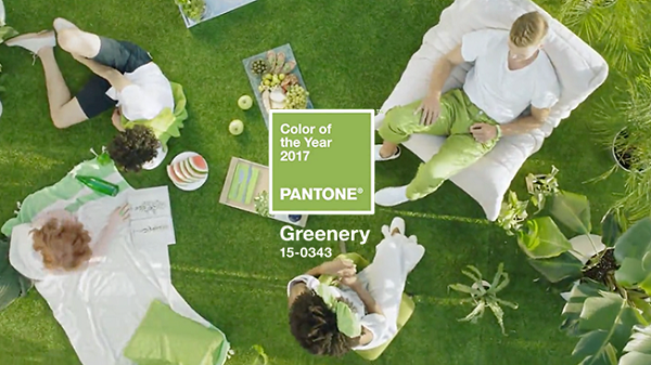 greenery cor do ano pantone 2017