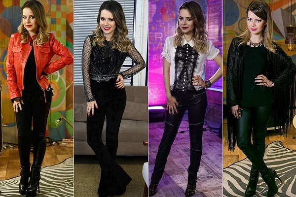 look rocker como usar sandy