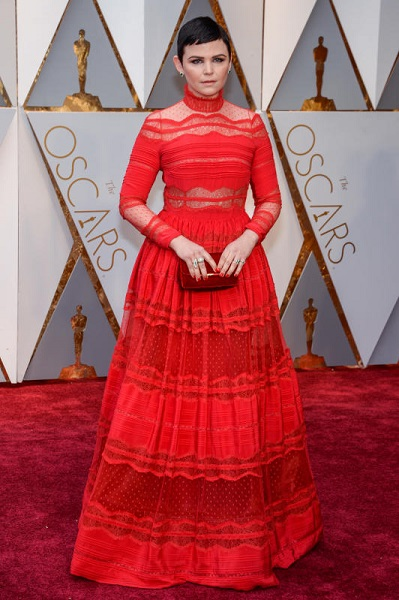 ginnifer look oscar 2017