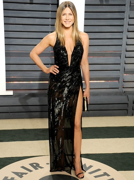 jennifer aniston oscar 2017