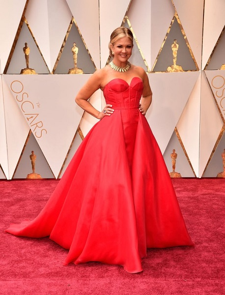 nancy o dell look oscar