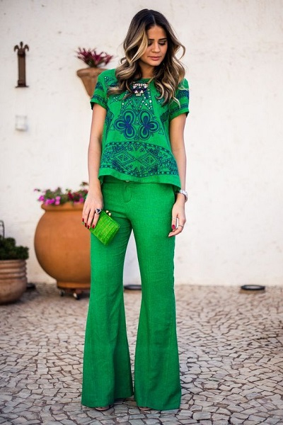 thassia naves look total verde