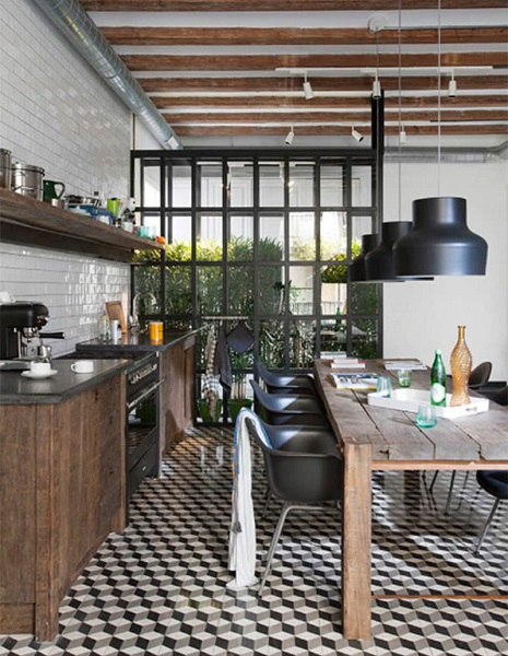 COZINHA INDUSTRIAL STYLE