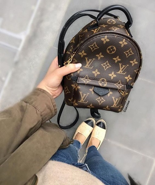 mini mochila louis vuitton 2017