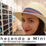 Youtube: Conhecendo a Miniso do Shopping Ibirapuera!
