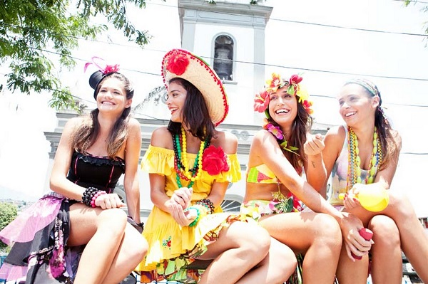 looks de arrasar no carnaval 2018