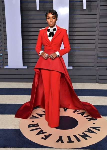 look janelle monae after party