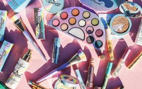 make de unicornio too faced