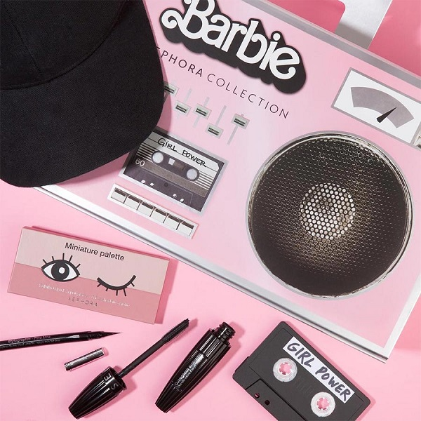 barbie sephora collection