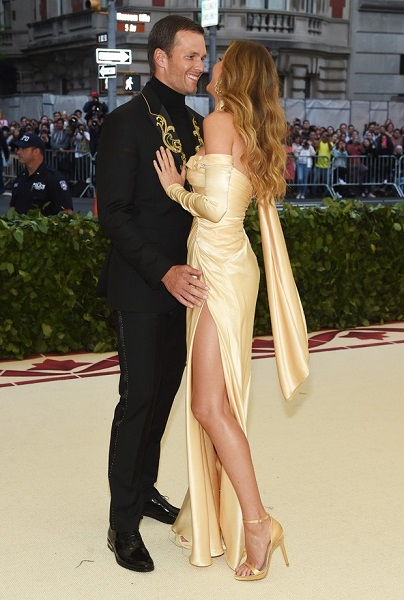 gisele e tom gala do met 2018