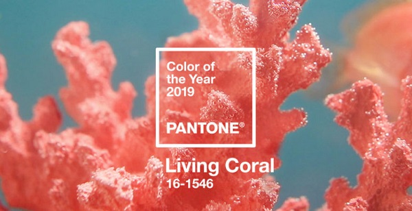 living coral cor do ano 2019