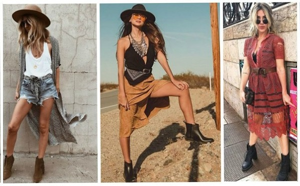 estilo western look fashion amaro