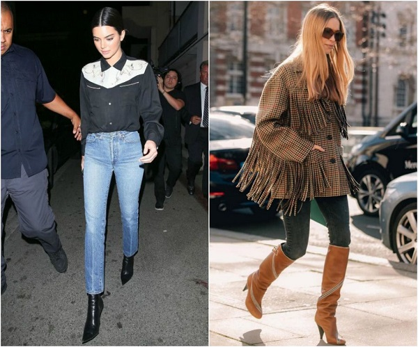 kendal jenner tendencia moda western 2019 amaro fashion league blog moda sem limites